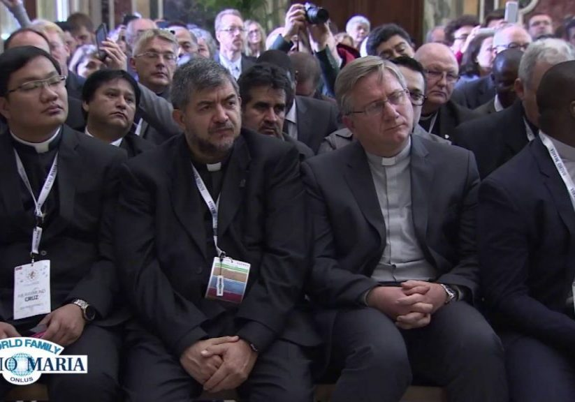 2015-10-29-Pope-Audience-Radio-Maria-Vatican